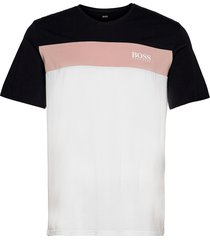 balance t-shirt rn t-shirts short-sleeved multi/mönstrad boss