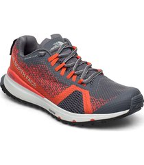 w ultra swift future shoes sport shoes running shoes multi/mönstrad the north face