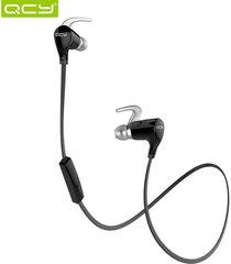 audífonos bluetooth manos llibres inalámbricos, qy5 deportes auriculares inalámbricos audifonos bluetooth manos libres  4.1 auriculares para iphone android (negro)