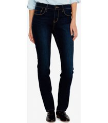 levi's women's 505 straight-leg jeans short