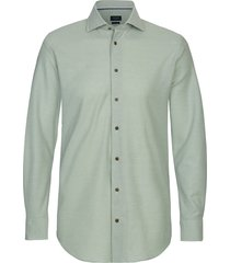profuomo profumo originale the knitted shirt pprh1a1064 groen