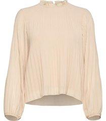 alie blouse lange mouwen roze mbym
