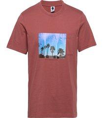 everett pocket 3234 t-shirts short-sleeved rosa nn07