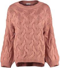 brunello cucinelli cable knit sweater