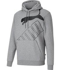 sweatshirt big logo hoodie