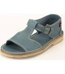"""sandaal voor haar """"samsø"""", jeansblauw 35"""