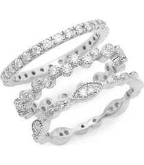 3-ring stackable set