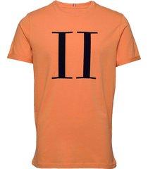 encore t-shirt t-shirts short-sleeved orange les deux