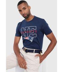camiseta azul-blanco-rojo nfl new england patriots