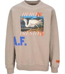 heron preston a.f. sweatshirt
