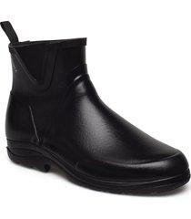 ai daintree noir regnstövlar skor svart aigle