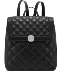 inc judith quilted backpack, created for macy's