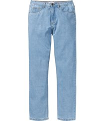 jeans classic fit straight (blu) - john baner jeanswear