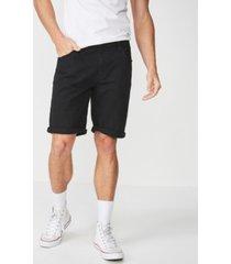cotton on men's roller denim shorts