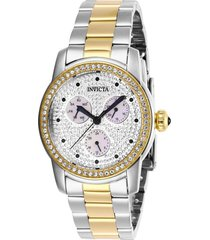 reloj angel invicta modelo 28467 multicolor