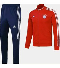 jacket bayern munich red season 2017-2018 with pants