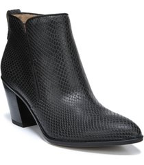 franco sarto orchard booties women's shoes