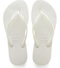 havaianas women's slim flip flop sandals women's shoes