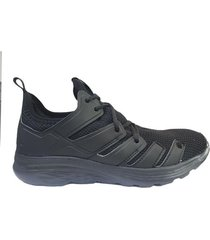 zapatilla negra  athix steel