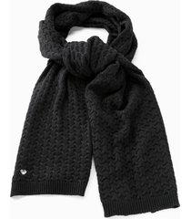 sciarpa con cachemire (nero) - bpc bonprix collection