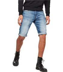 g-star d07432 8973 sato denim shorts and bermudas men denim light blue