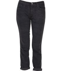 current/elliott cropped flare pants