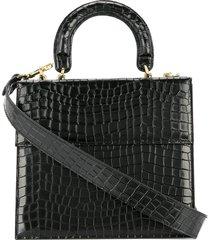 0711 bea top-handle purse - black