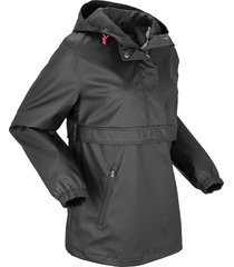 giacca a vento tecnica impermeabile (nero) - bpc bonprix collection
