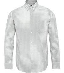 levon bd 5142 overhemd casual grijs nn07
