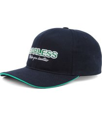 gorra azul navy-verde-blanco colore