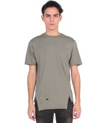 camiseta manga corta de hombre vestimenta vw173-2103-757 verde