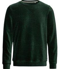 akarthur sweat sweat-shirt trui groen anerkjendt