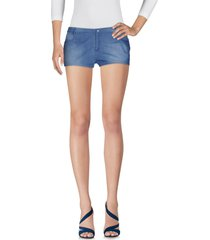 ermanno scervino beachwear denim shorts