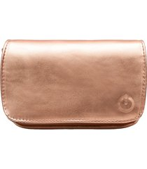 mytagalongs gilded charger case - rose gold