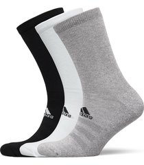 3 pk crew underwear socks regular socks multi/mönstrad adidas golf