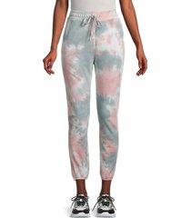 bb dakota women's dye don't care jogger pants - size m