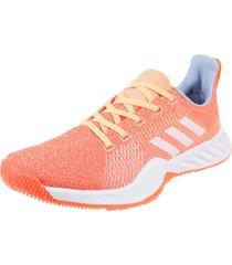 zapatilla naranja adidas performance solar lt trainer