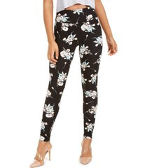 inc floral print leggings, created for macy's