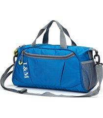 borsa impermeabile di grande capacità della borsa di stoccaggio della borsa della spiaggia di separazione del sacchetto di nuoto impermeabile di grande capacità