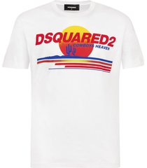 dsquared2 cowboy heaven t-shirt
