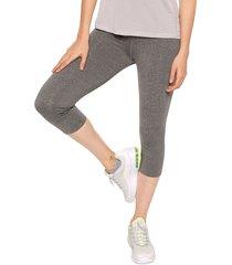 leggings gris bronzini active éxito