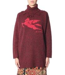 etro turtle neck sweater