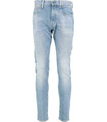 g-star 3301 tapered jeans - nippon stretch denim