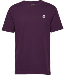 ace t-shirt t-shirts short-sleeved lila wood wood