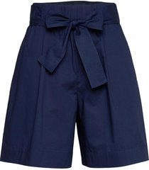 shorts shorts paper bag shorts blå noa noa