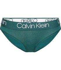 bikini trosa brief tanga grön calvin klein