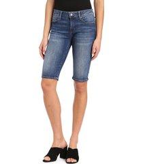 women's mavi jeans karly bermuda shorts, size 29 - blue