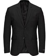 blazer zwarte regular fit