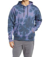 men's zella tie dye men's hoodie