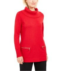 jm collection cowl neck sweater, created for macy's